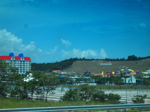 The Legoland theme park in Iskandar Malaysia